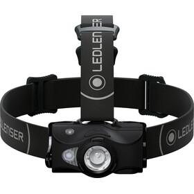 Led Lenser MH8 Lampe frontale, black